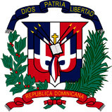 герб of the Dominican Republic
