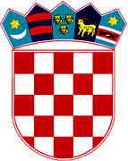 герб of Croatia