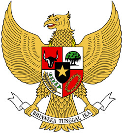 герб of Indonesia