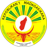 герб of Madagascar